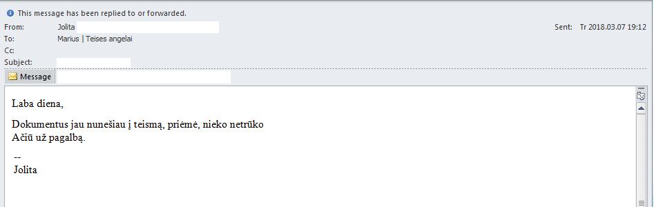 atsiliepimai skyrybos internetu